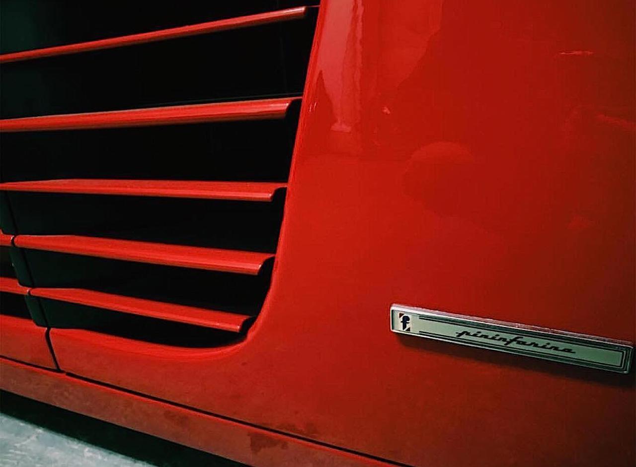 Ferrari Testarossa... Aïe, ça va encore piquer ! 11