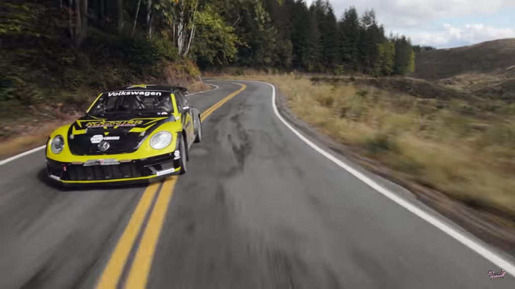 Tanner Foust Hits The Road ! 9