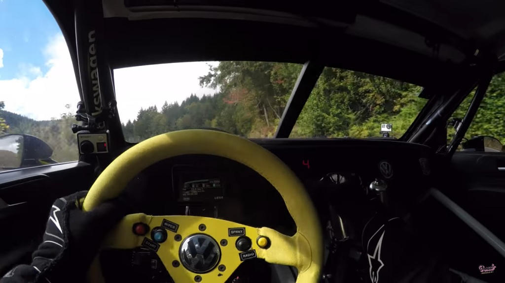 Tanner Foust Hits The Road ! 8