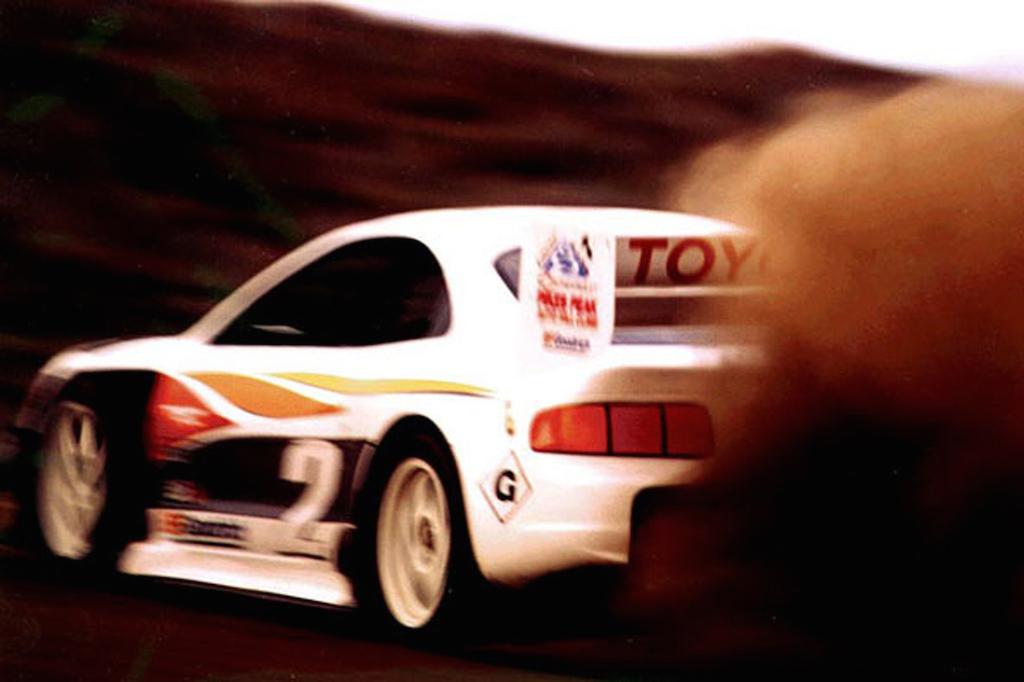Toyota Celica Pikes Peak... La reine du Unlimited 13