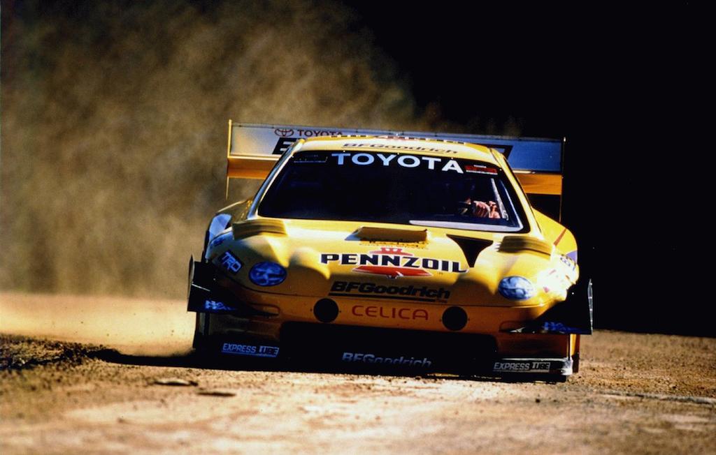 Toyota Celica Pikes Peak... La reine du Unlimited 15