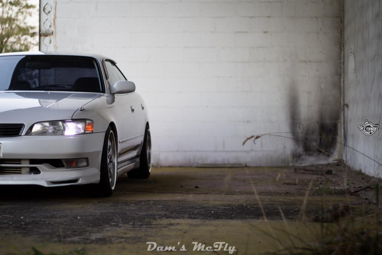 Toyota Mark II Tourer V JZX90... Tout ça pour dire que ça a de la gueule et que c'est rare ! 29