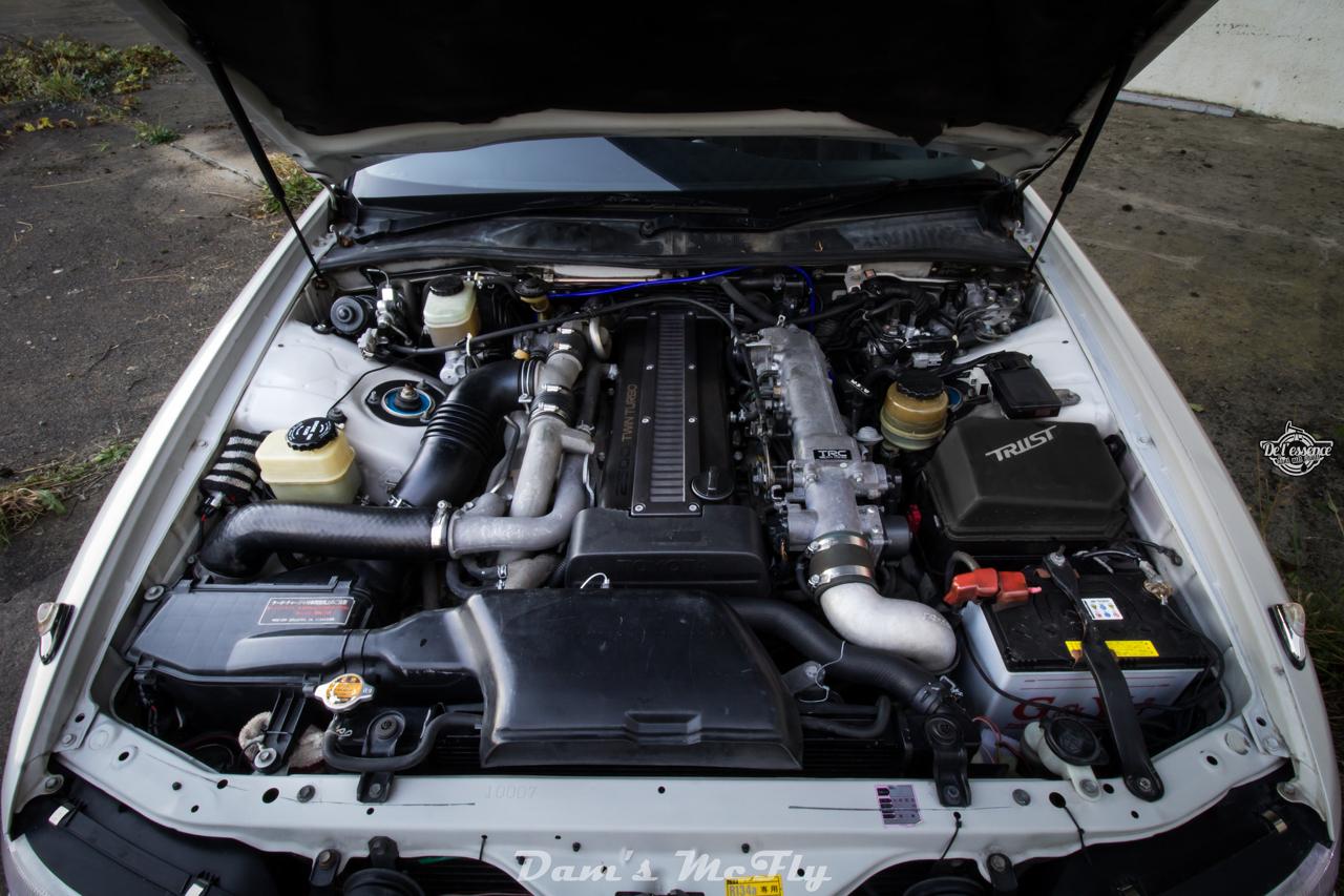 Toyota Mark II Tourer V JZX90... Tout ça pour dire que ça a de la gueule et que c'est rare ! 30