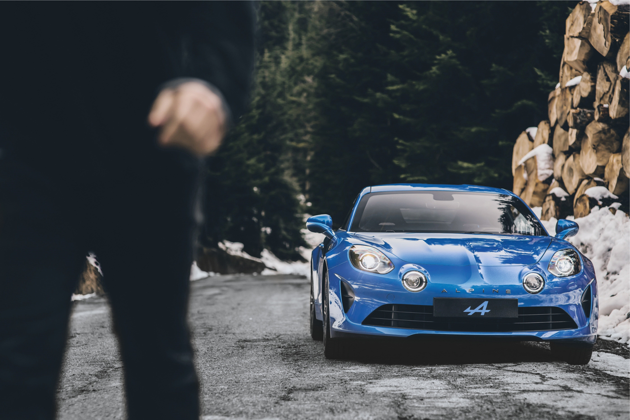 Genève 2K17 - Alpine A110 new age... Avec un détail qui fâche ?! 43