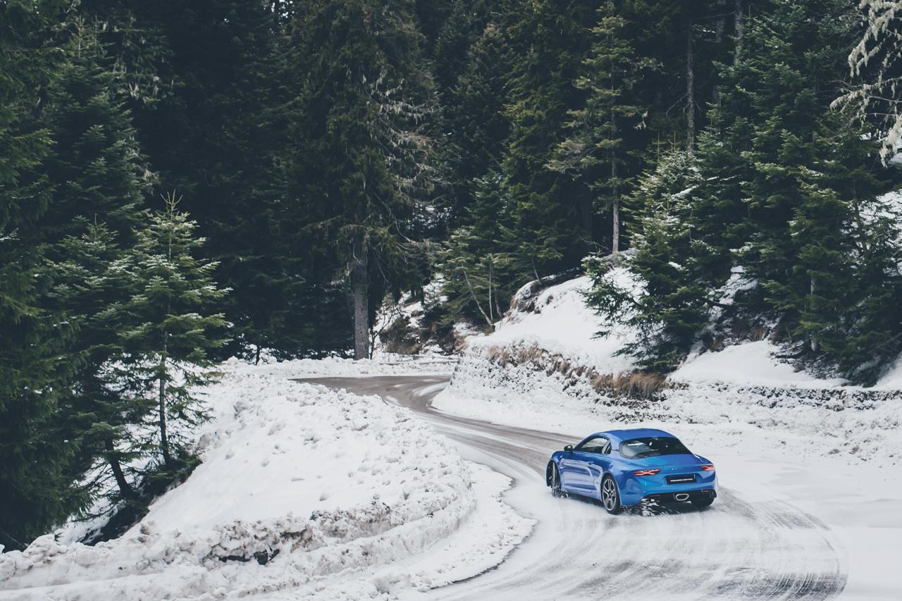 Genève 2K17 - Alpine A110 new age... Avec un détail qui fâche ?! 47