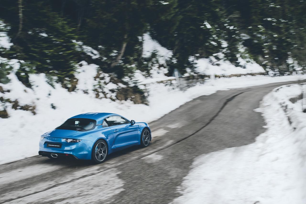 Genève 2K17 - Alpine A110 new age... Avec un détail qui fâche ?! 57