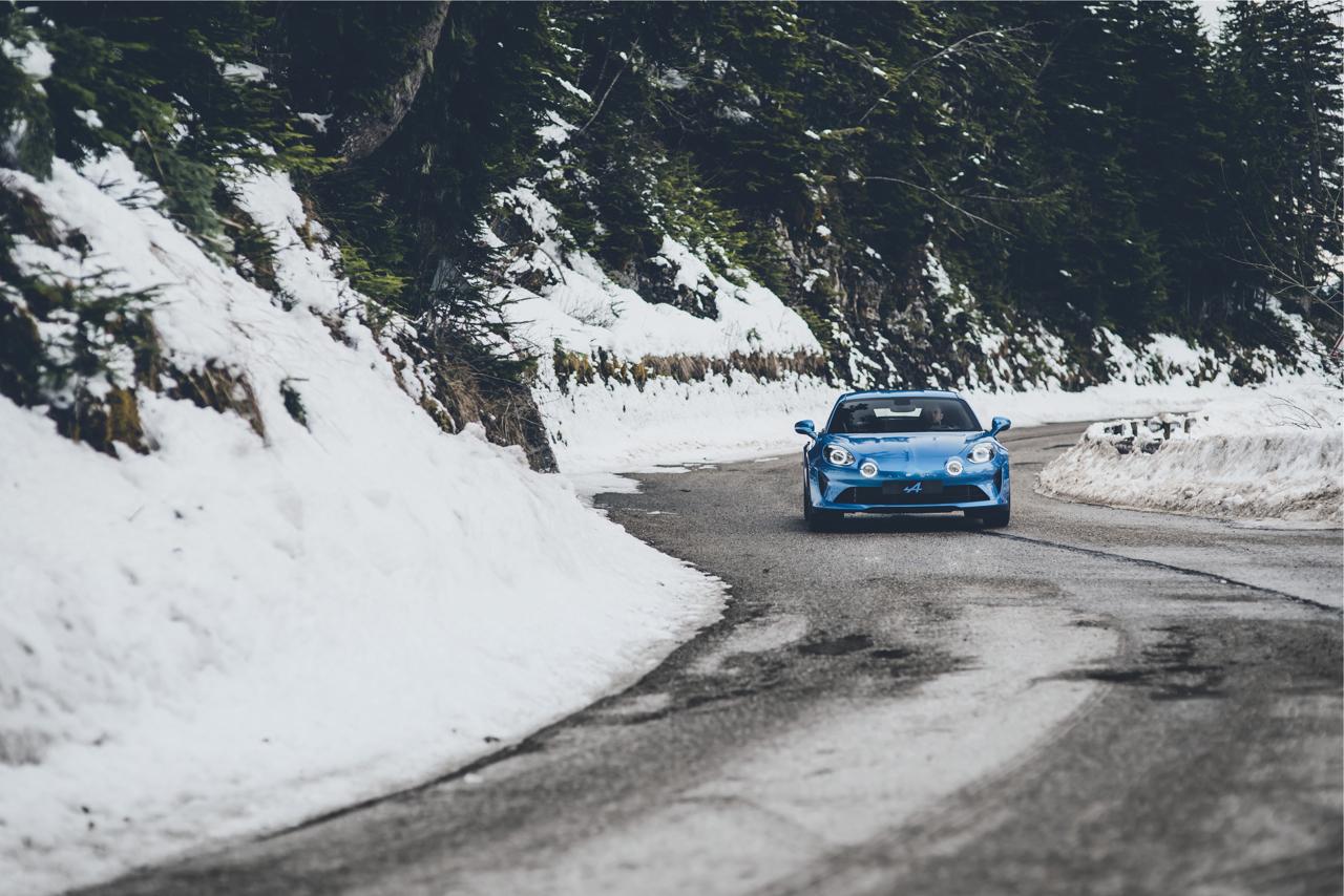Genève 2K17 - Alpine A110 new age... Avec un détail qui fâche ?! 58