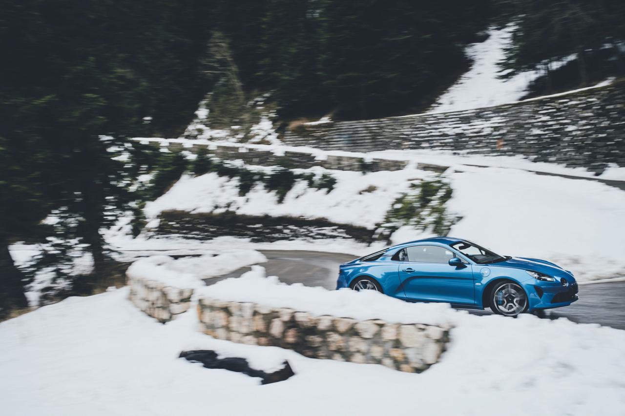 Genève 2K17 - Alpine A110 new age... Avec un détail qui fâche ?! 60