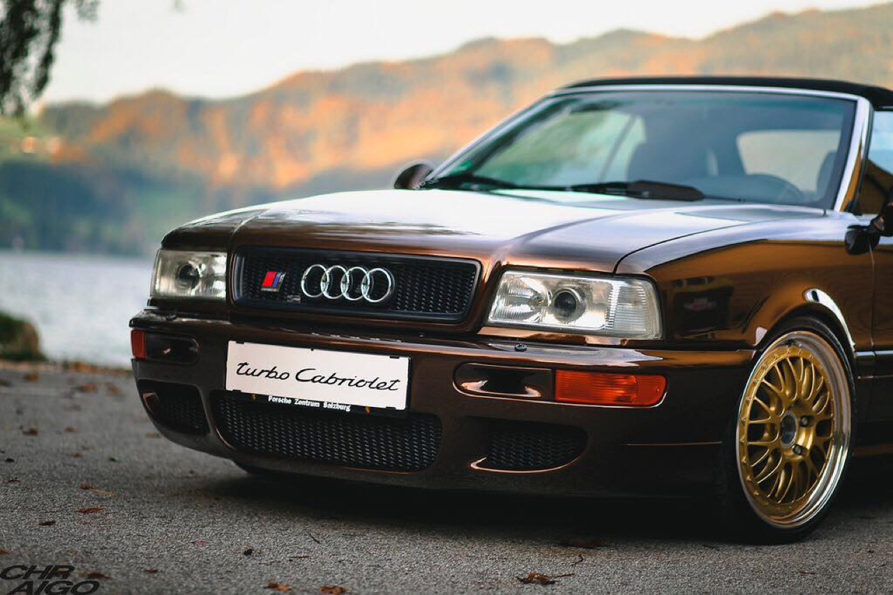 Audi 80 Cab... RS2 ! Sortez couverts... 52