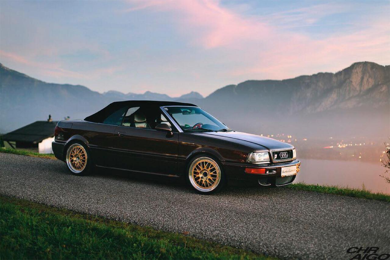 Audi 80 Cab... RS2 ! Sortez couverts... 15