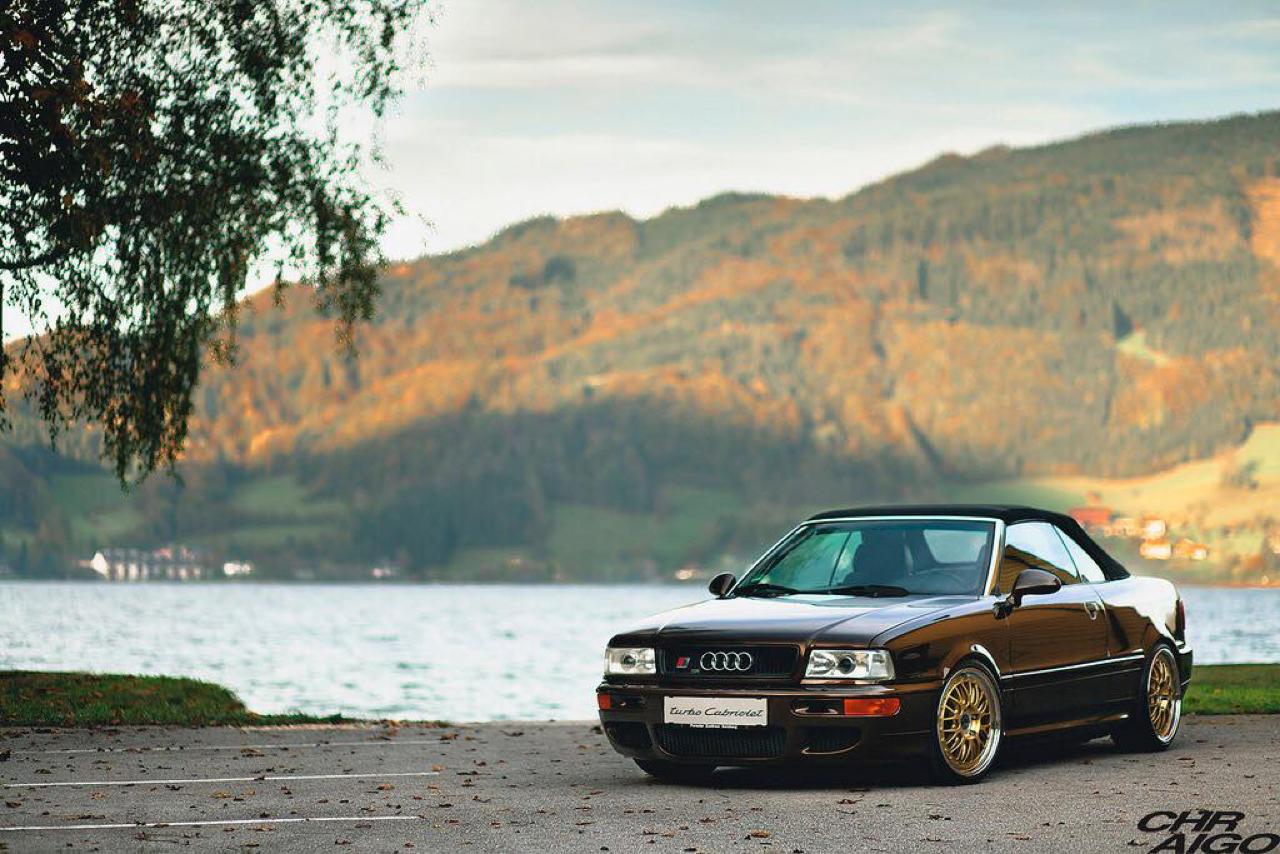 Audi 80 Cab... RS2 ! Sortez couverts... 40