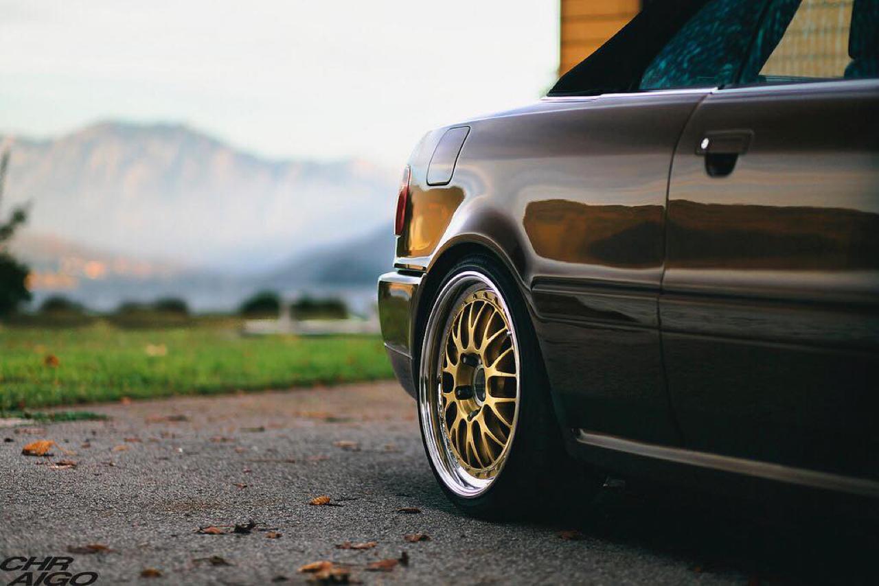 Audi 80 Cab... RS2 ! Sortez couverts... 39