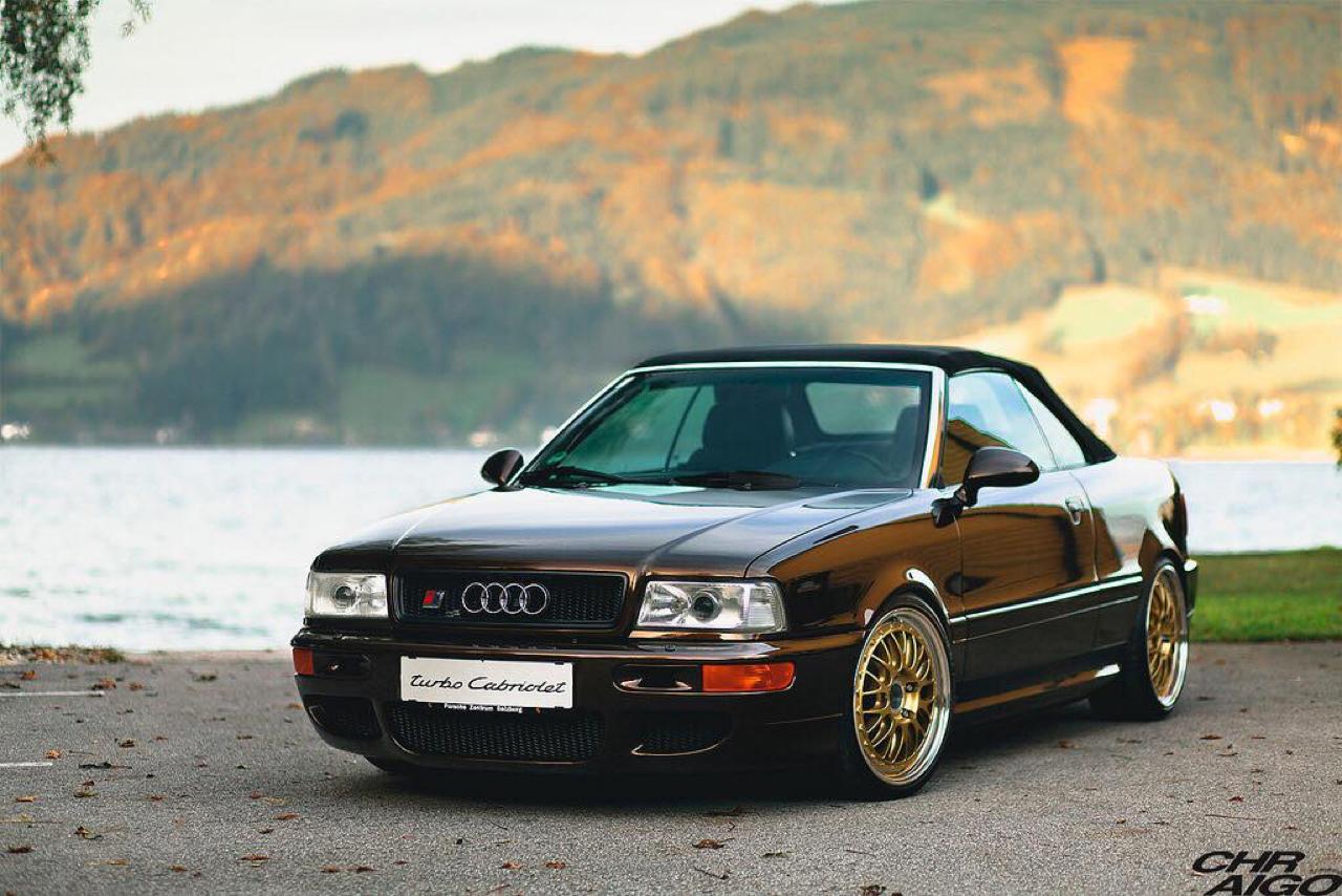 Audi 80 Cab... RS2 ! Sortez couverts... 37