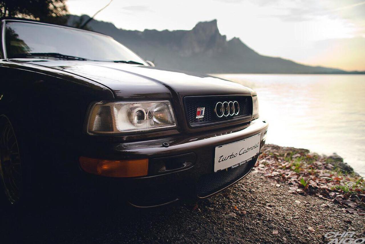 Audi 80 Cab... RS2 ! Sortez couverts... 34