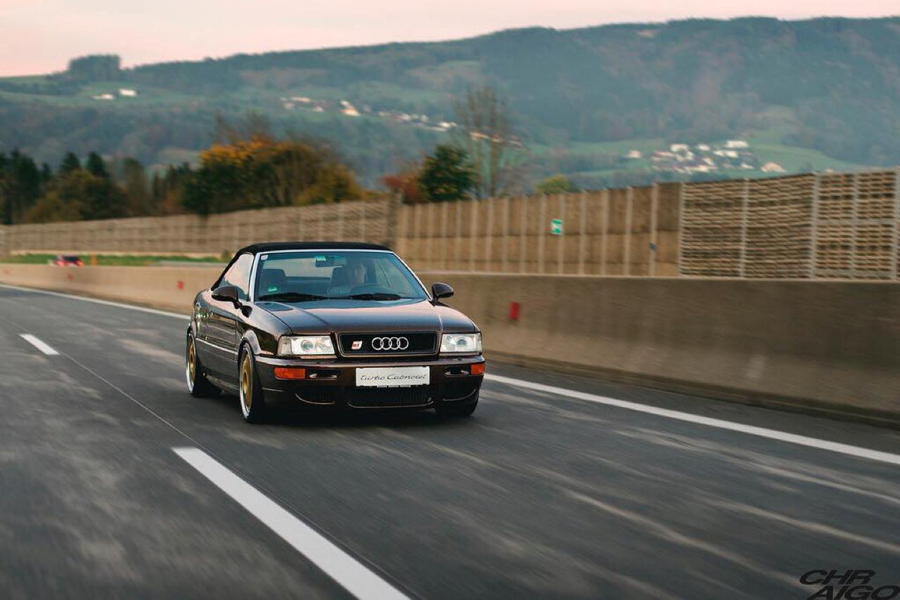 Audi 80 Cab... RS2 ! Sortez couverts... 33