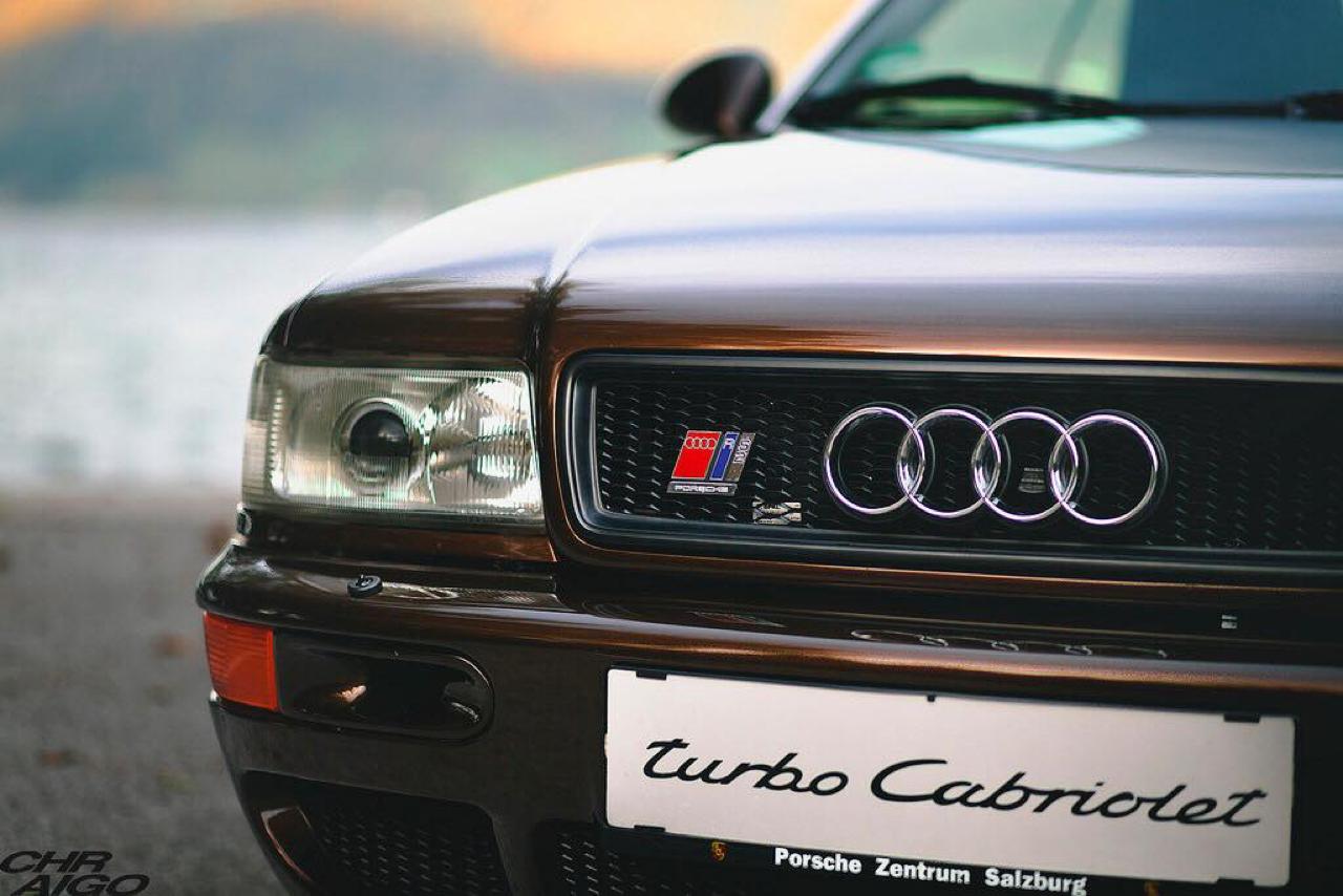 Audi 80 Cab... RS2 ! Sortez couverts... 1