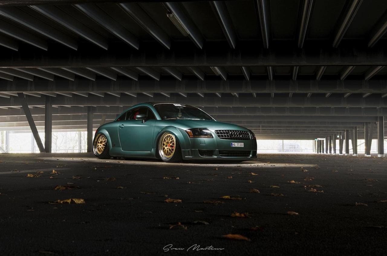 """Audi TT - """"LOWESTT"""" 44"""