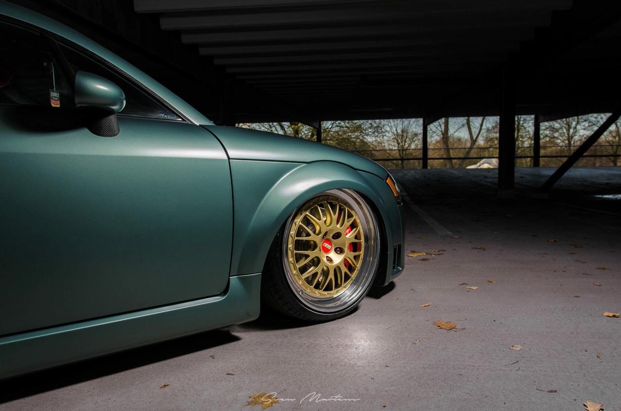 """Audi TT - """"LOWESTT"""" 40"""