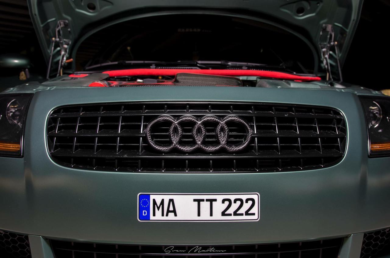 """Audi TT - """"LOWESTT"""" 25"""