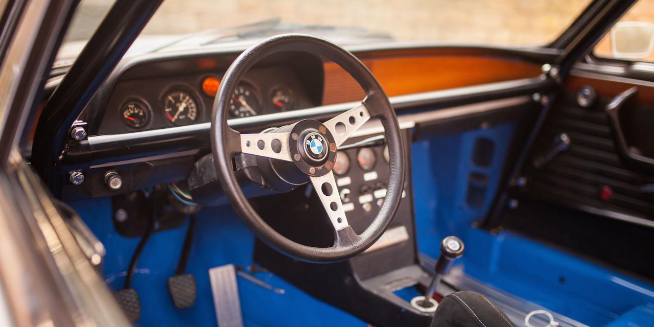 Alpina BMW 2800 CS - Père Castor, raconte nous son histoire... 37
