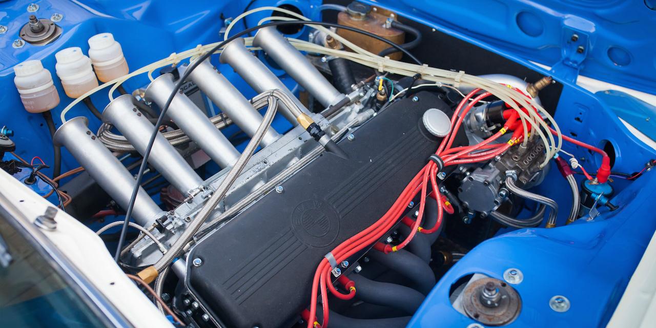 Alpina BMW 2800 CS - Père Castor, raconte nous son histoire... 31