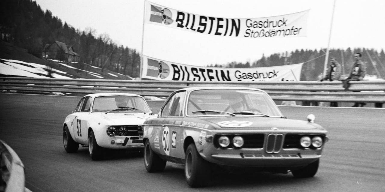 Alpina BMW 2800 CS - Père Castor, raconte nous son histoire... 30