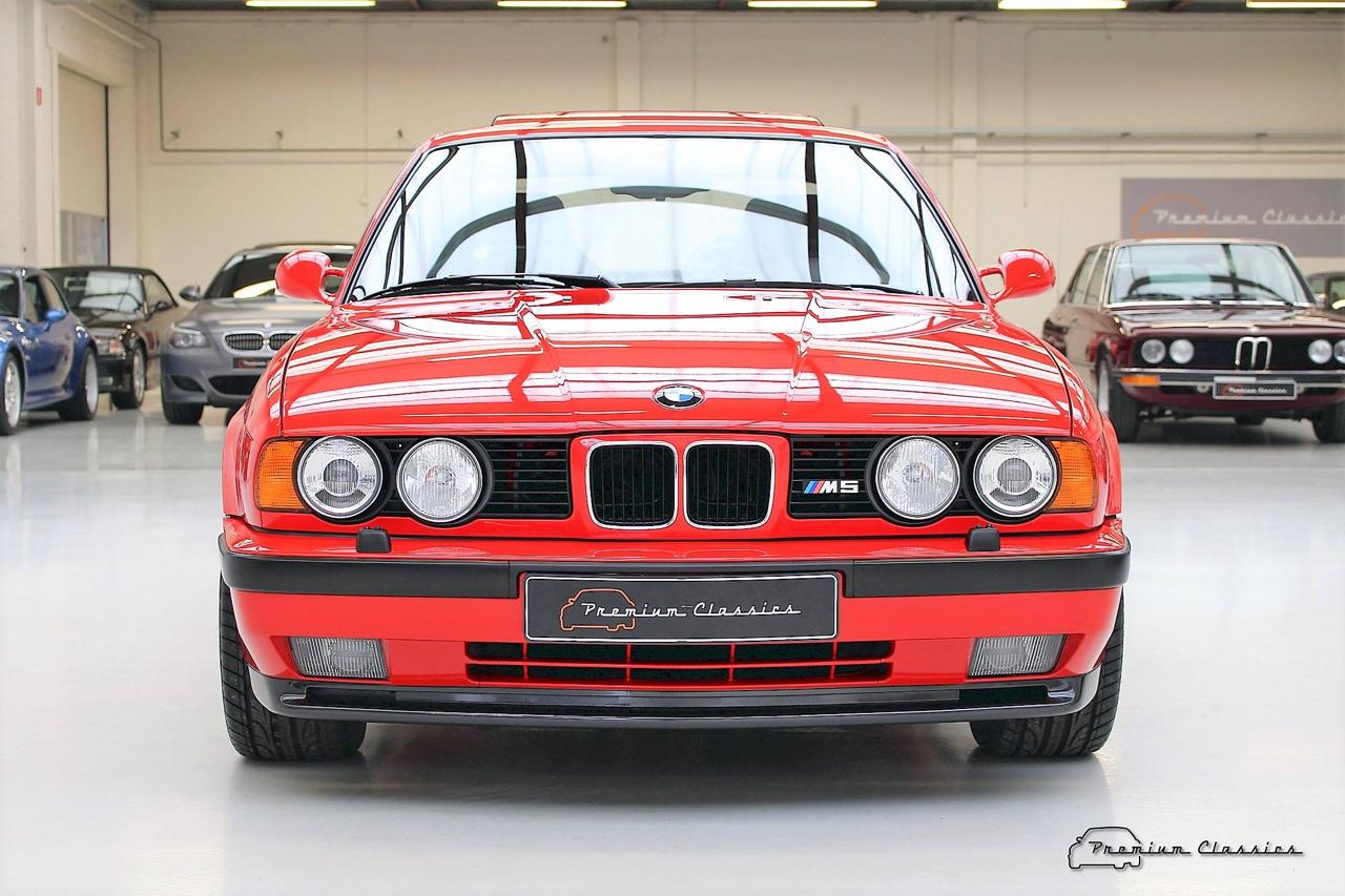 BMW M5 20 Jahre - La plus rare, la plus désirable ?! 82