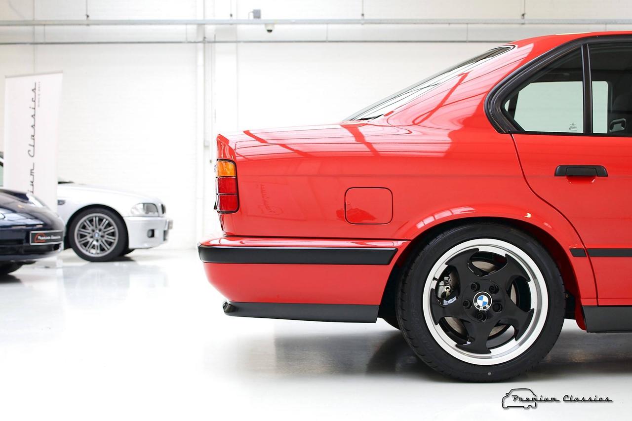 BMW M5 20 Jahre - La plus rare, la plus désirable ?! 80