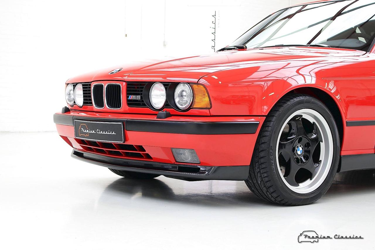 BMW M5 20 Jahre - La plus rare, la plus désirable ?! 59
