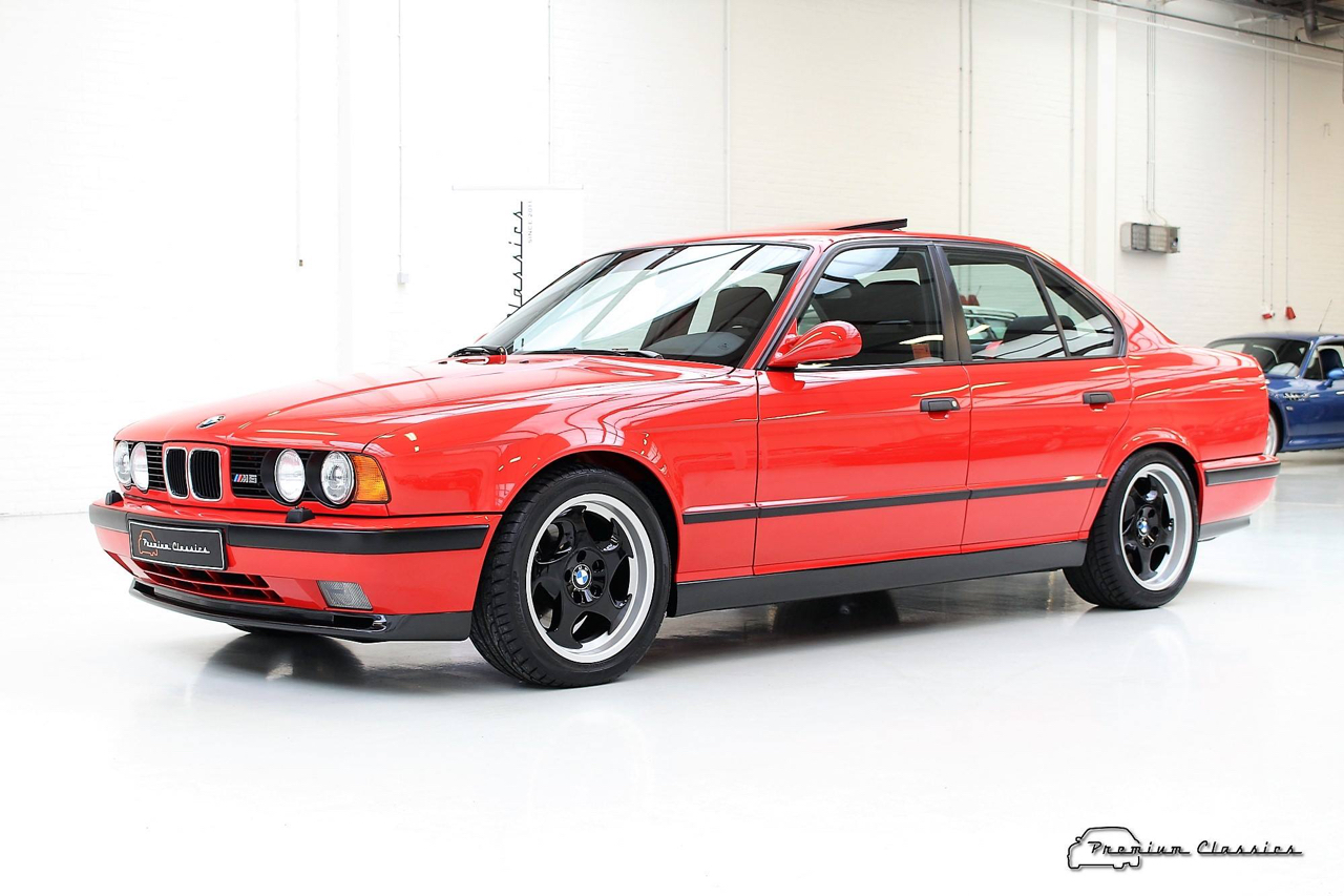 BMW M5 20 Jahre - La plus rare, la plus désirable ?! 62