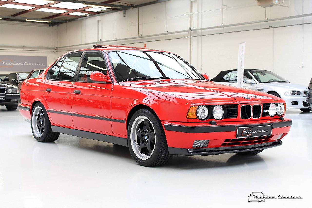 BMW M5 20 Jahre - La plus rare, la plus désirable ?! 81