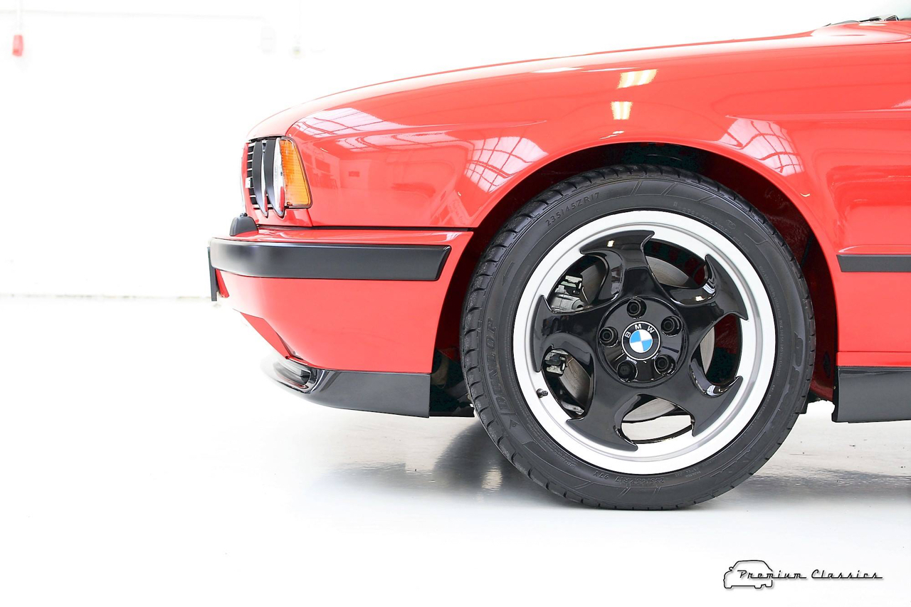BMW M5 20 Jahre - La plus rare, la plus désirable ?! 70