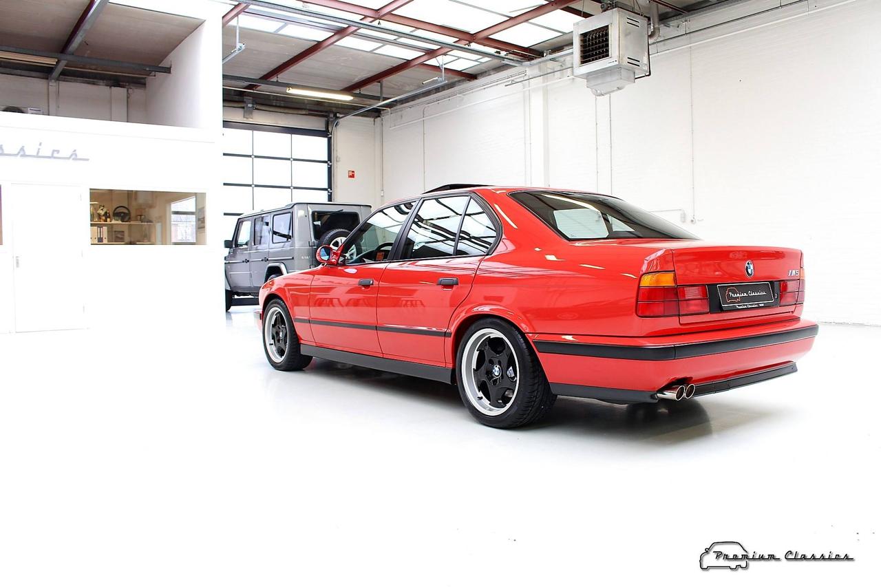 BMW M5 20 Jahre - La plus rare, la plus désirable ?! 58