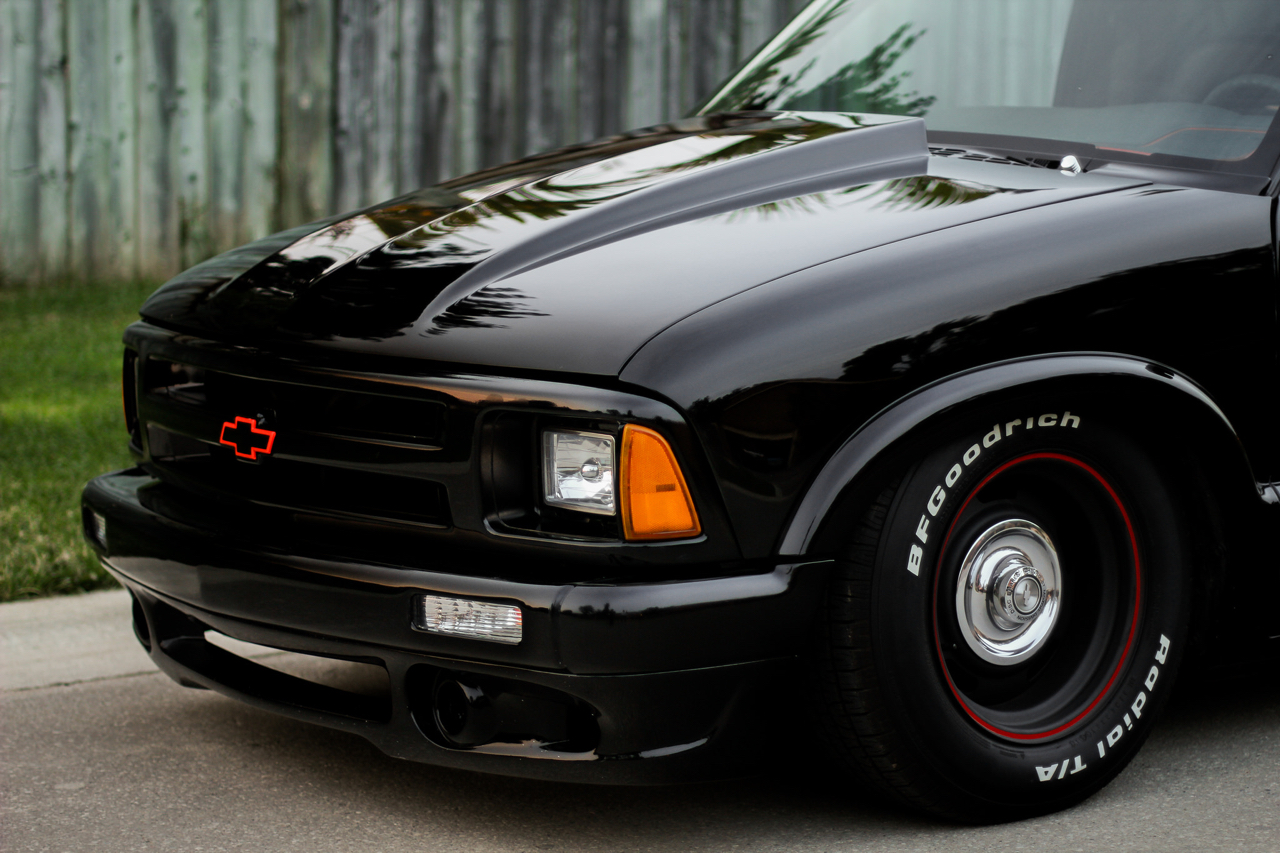 Chevy S-10 : Black SS 3