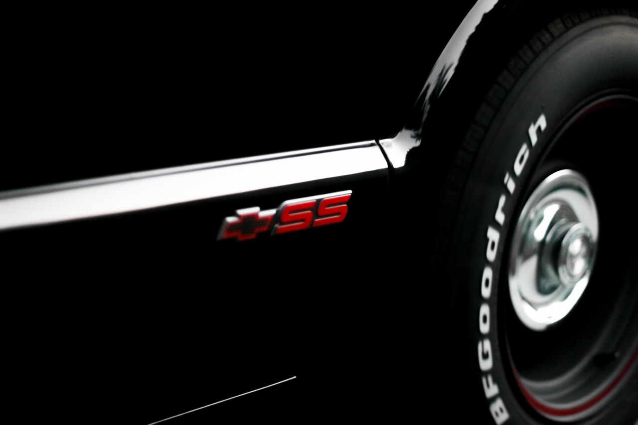 Chevy S-10 : Black SS 7
