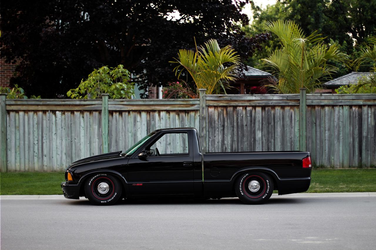 Chevy S-10 : Black SS 5