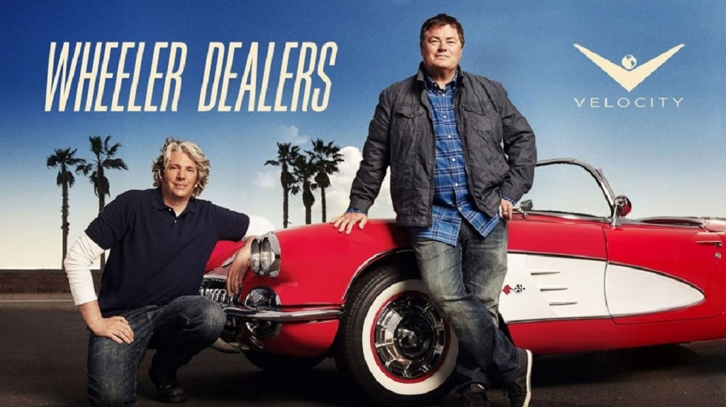 Edd China quitte Wheeler Dealers ! 10