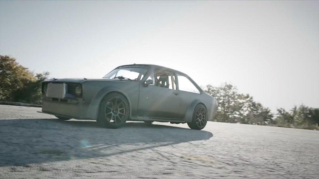 """Hillclimb Monsters - Ford Escort Mk2 """"Insérez ici vos clichés sur les Grecs"""" 8"""