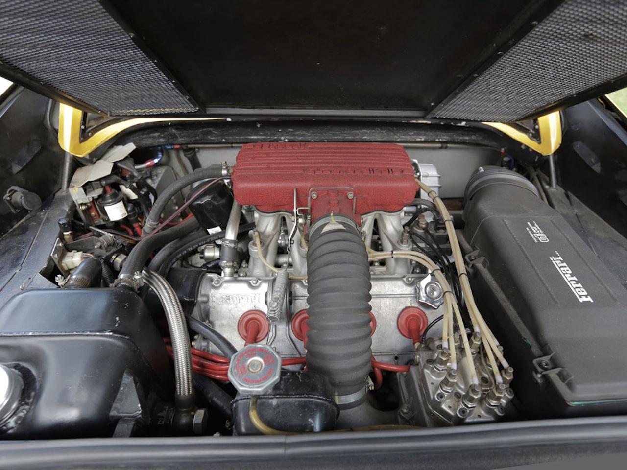 "Ferrari 308 GTB ""Corsa"" Michelotto - Une Féfé en GrB ! 6"