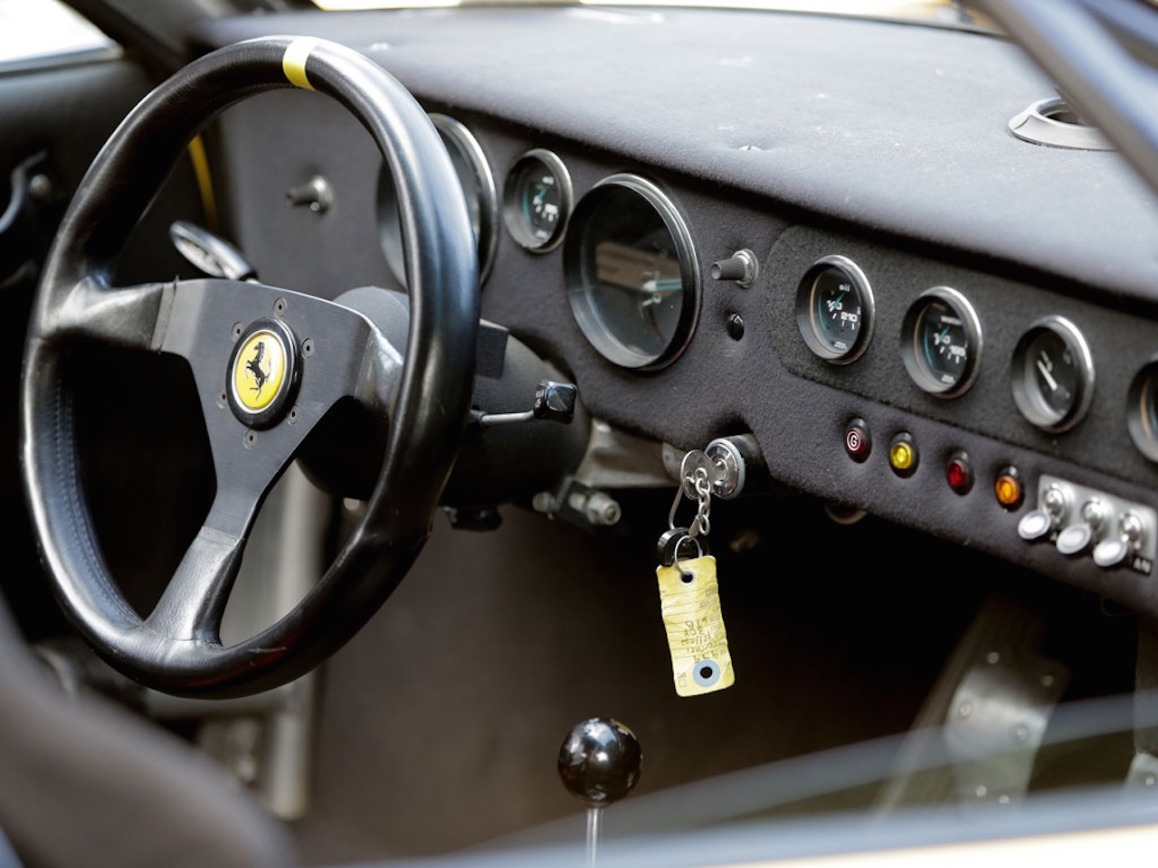 "Ferrari 308 GTB ""Corsa"" Michelotto - Une Féfé en GrB ! 10"