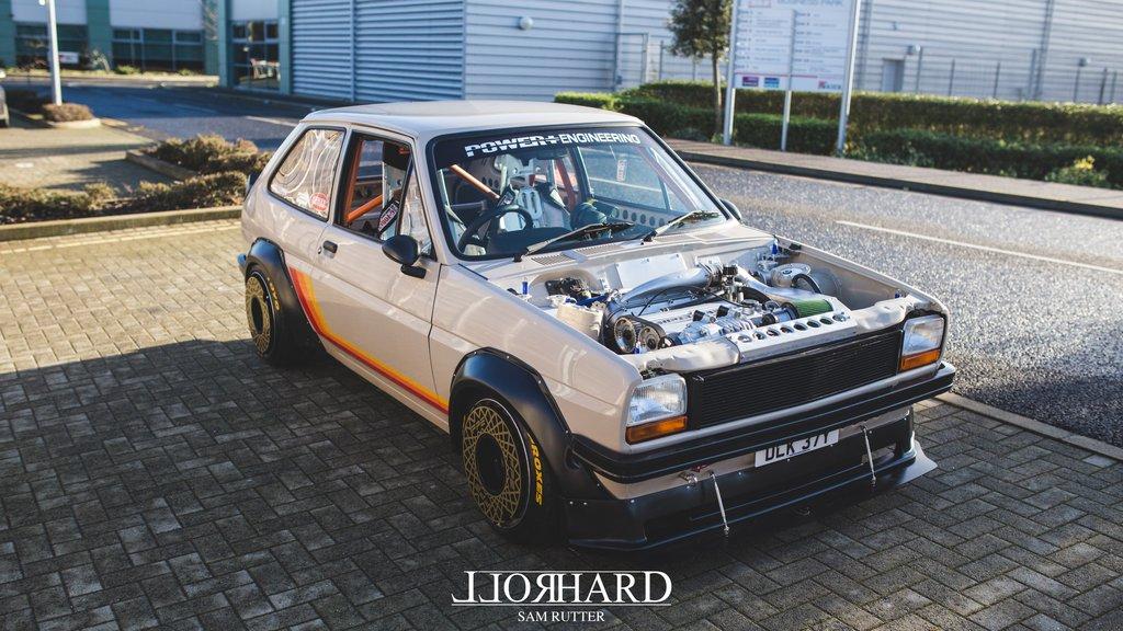 Fiesta MK1 Supercharged - Bien Chargée ! 34