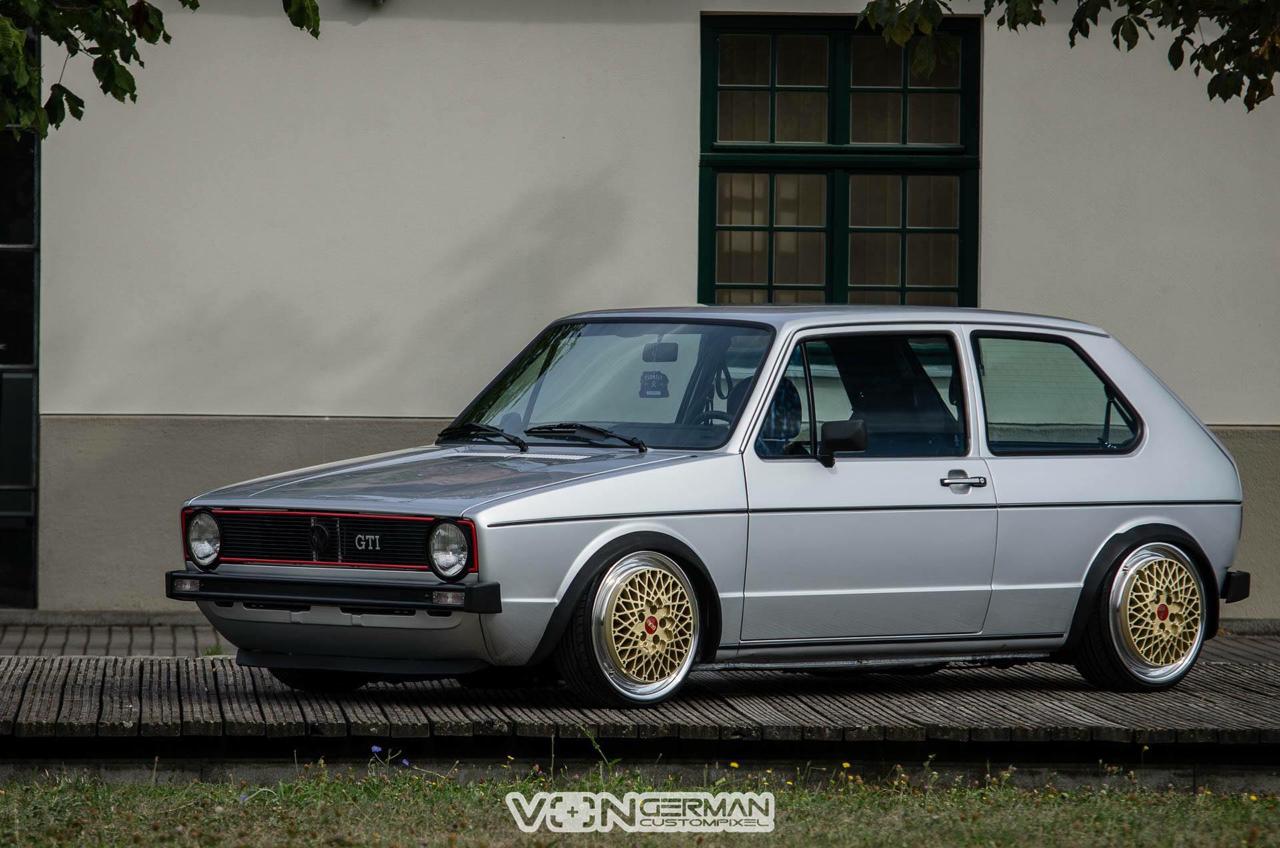 Golf 1 GTI... en zero lip ! 27