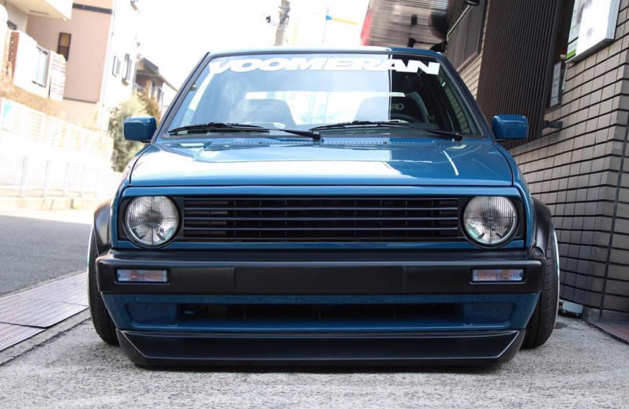 Golf II Voomeran - German JDM ! 25
