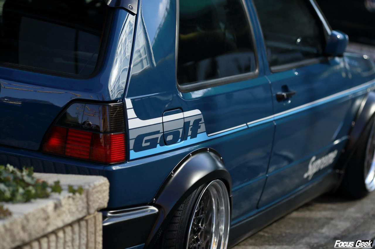 Golf II Voomeran - German JDM ! 24