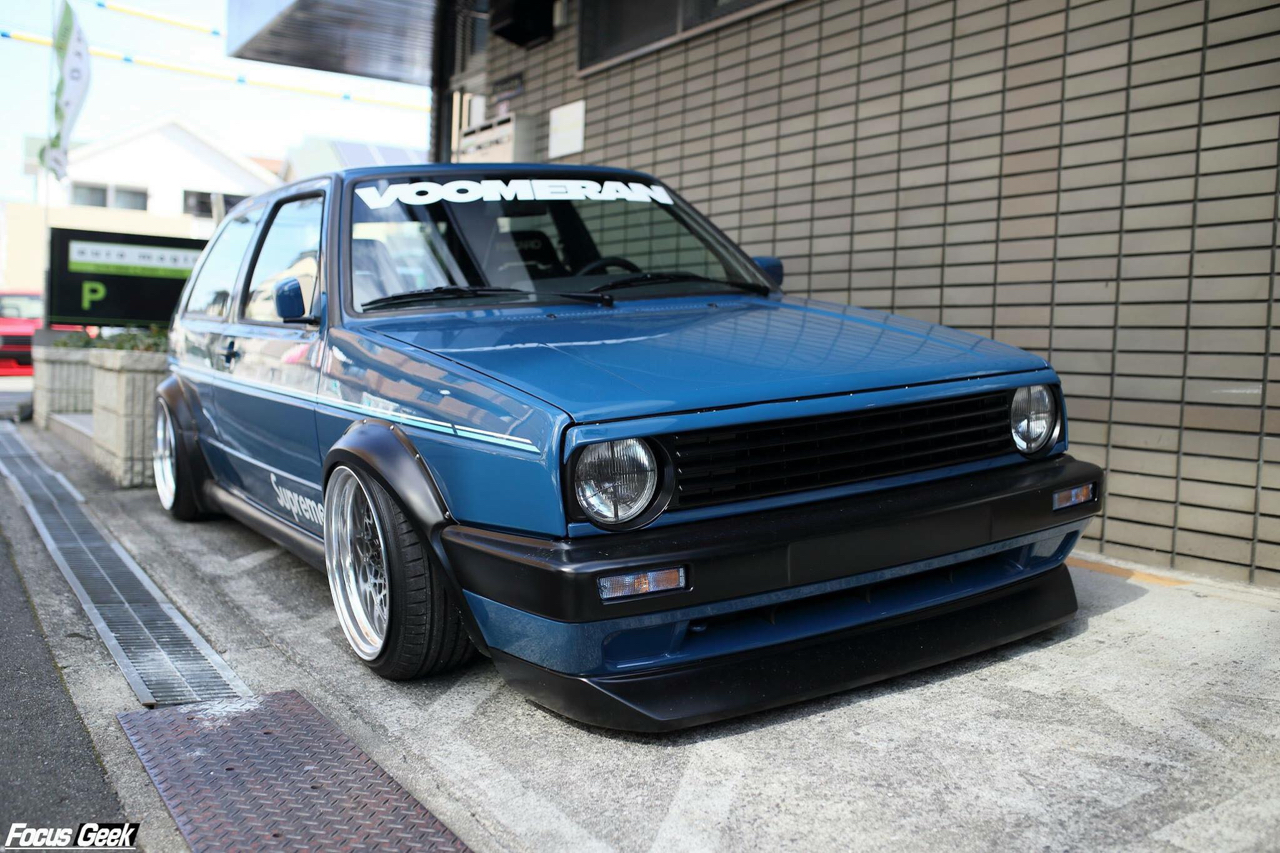 Golf II Voomeran - German JDM ! 15