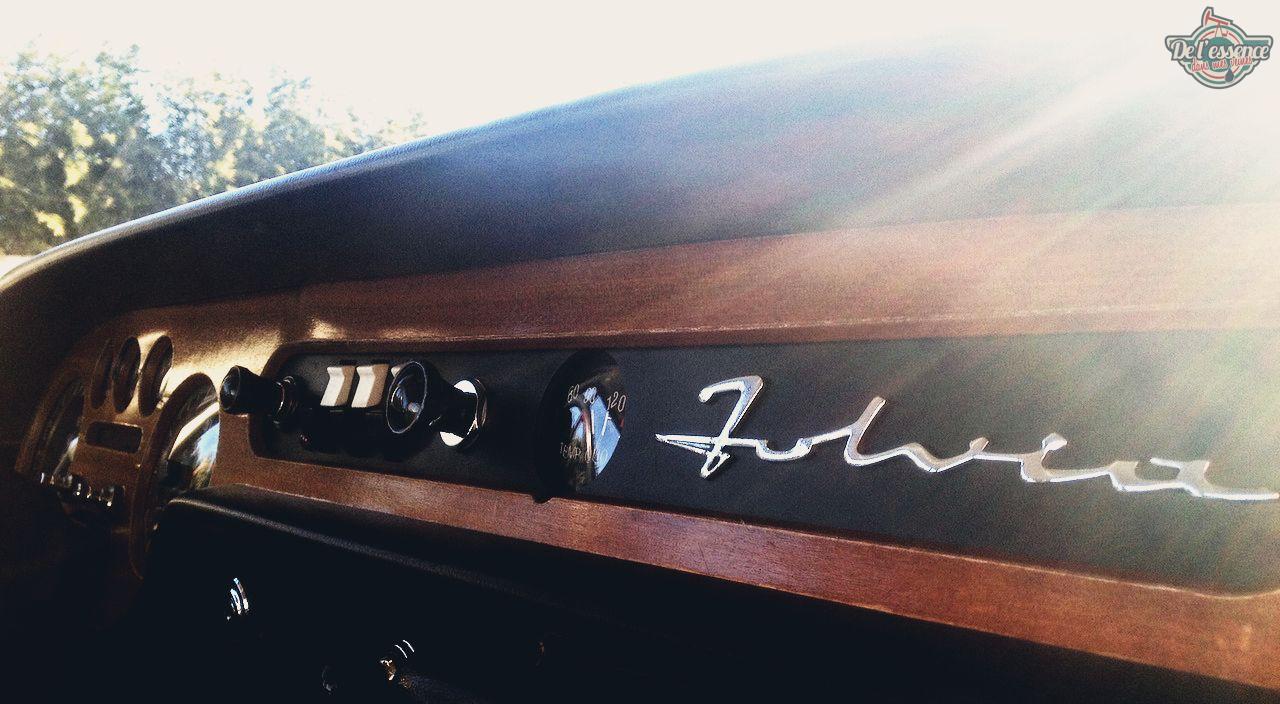 Lancia Fulvia HF Fanalone - Belissima leggenda ! 88
