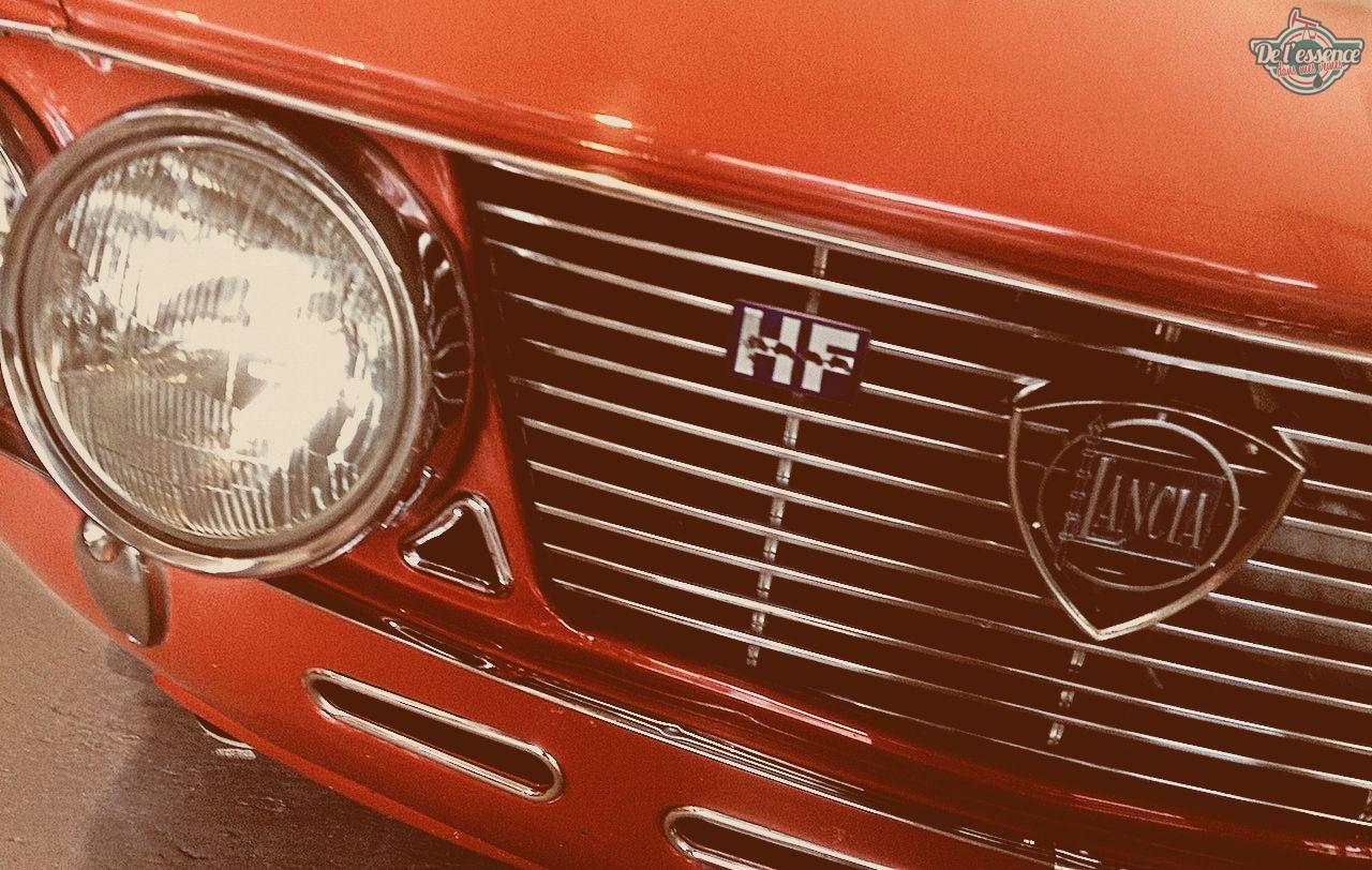 Lancia Fulvia HF Fanalone - Belissima leggenda ! 87
