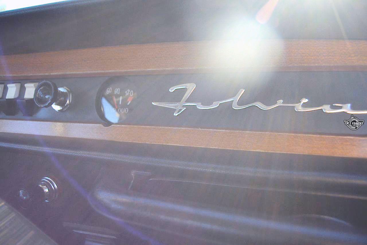 Lancia Fulvia HF Fanalone - Belissima leggenda ! 113