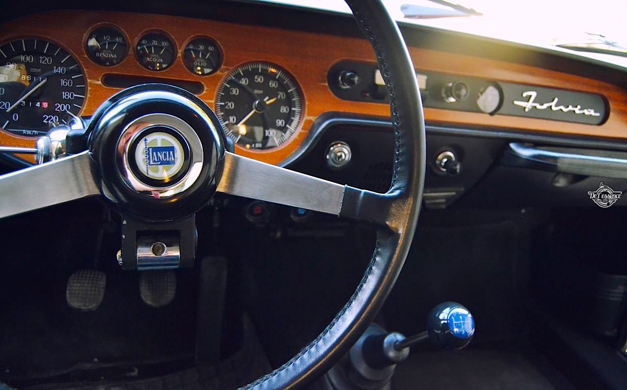 Lancia Fulvia HF Fanalone - Belissima leggenda ! 101