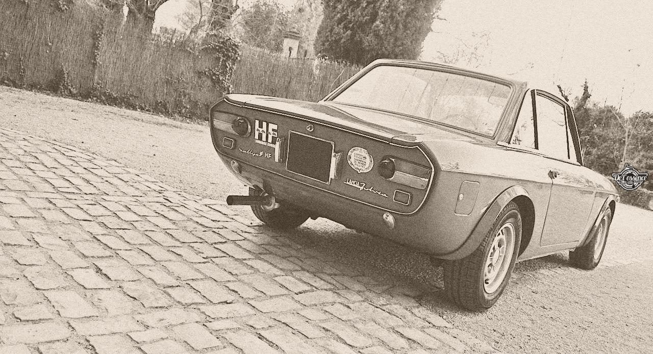 Lancia Fulvia HF Fanalone - Belissima leggenda ! 103